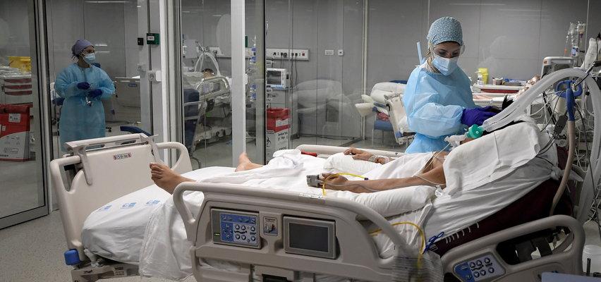Początek kolejnej fali koronawirusa w Wielkiej Brytanii? Dużo nowych zakażeń