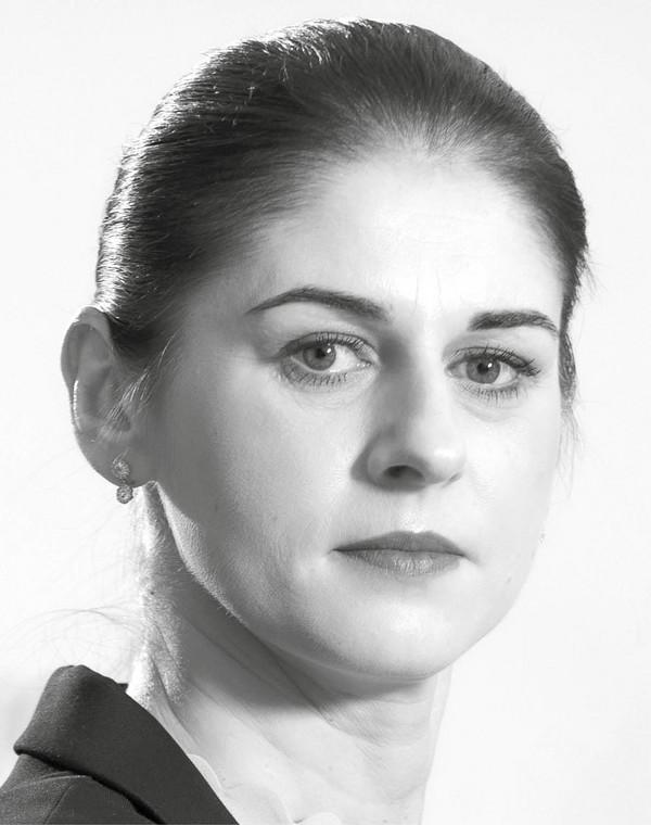 Anita Wielanek, rzeczniczka szefa Krajowej Administracji Skarbowej