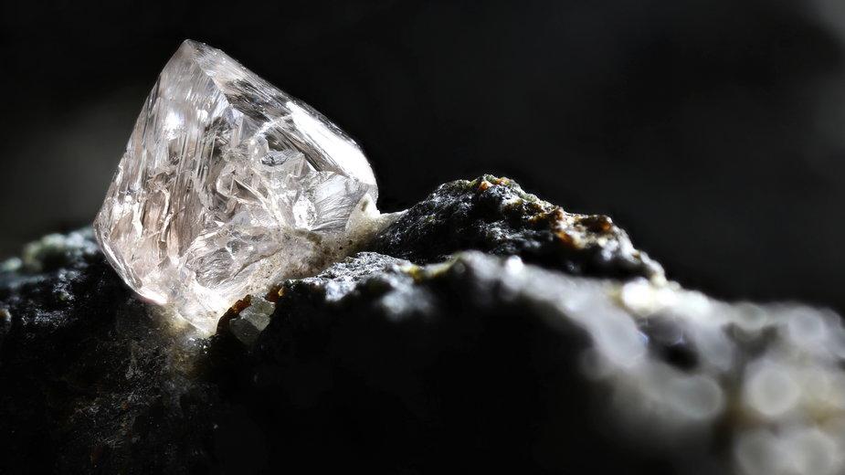 Diament (zdjęcie ilustracyjne)