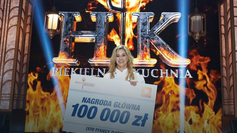 Katarzyna Domańska Wygrała Trzecią Edycję Hells Kitchen