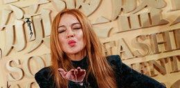 Lindsay Lohan nękała seksualnie aktora!