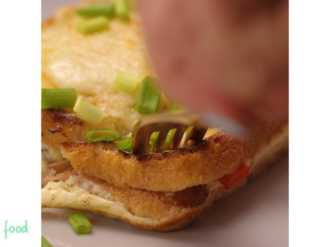 Francuski sendviči, savršen obrok za sve one koji vole prženice