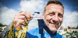 Przebiegł już 190 000 km, ale wciąż mu mało. Zamierza wygrywać nawet na emeryturze!