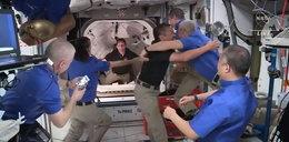 Kapsuła Crew Dragon zacumowała do Międzynarodowej Stacji Kosmicznej