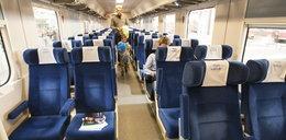 Koleje pokazały nowe pociągi dalekobieżne