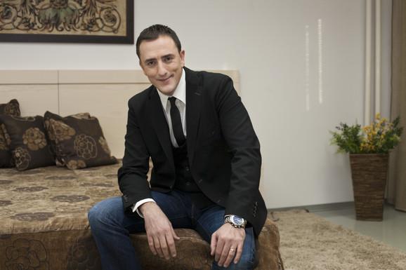 Svaki dan slavi ljubav: Sergej Ćetković