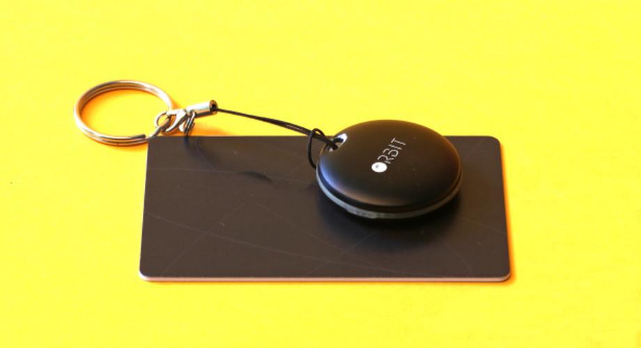 Orbit Bluetooth-Tracker im Test: sucht Geldbeutel und Schlüssel