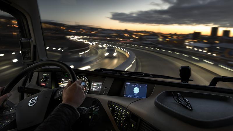 Nowy system multimedialny ma trafić do nowych modeli Volvo z serii FH, FM i FMX.