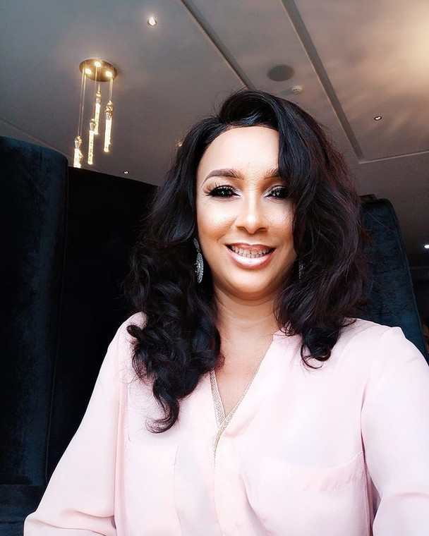 Ibinabo Fiberesima was an ex-president of AGN and she shared her contribution to helping colleagues stay healthy. [Facebook/Ibinabo Fiberesima]