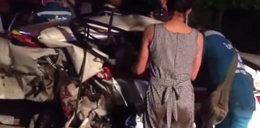 Aktorka zabiła policjanta. Staranowała jego auto!