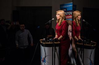 Zuzana Czaputova wygrała pierwszą turę wyborów prezydenckich na Słowacji, w drugiej spotka się z Szefczoviczem