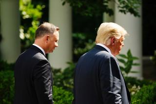 Andrzej Duda z wizytą w USA: Wielkie oczekiwania i wielkie ogólniki