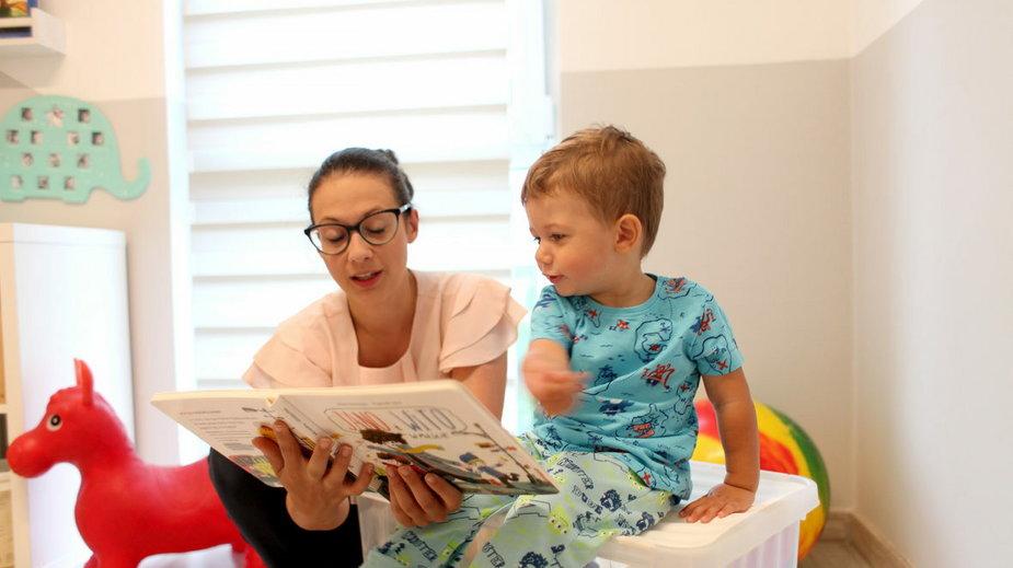 10 zasad, jak czytać książki dzieciom