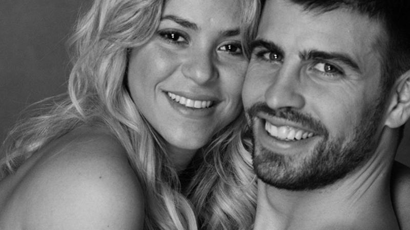Shakira i Gerard Pique (fot. Newspix)