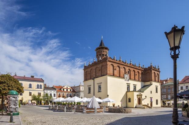 Ratusz, Tarnów