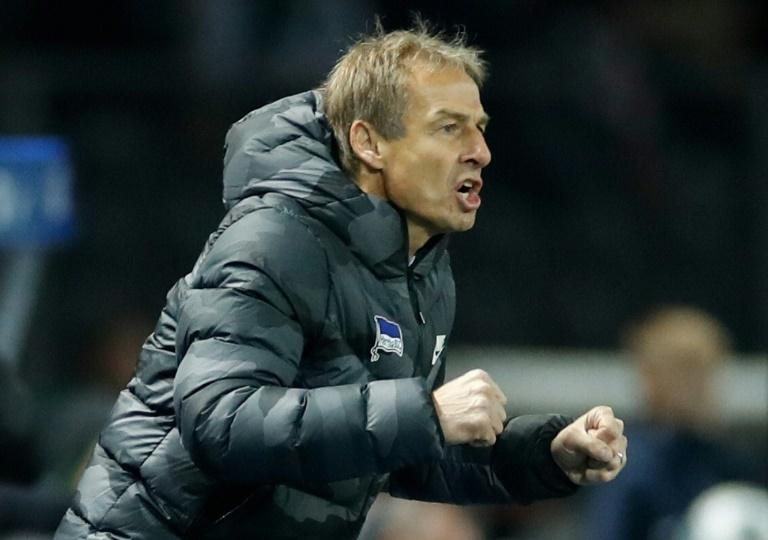 Jurgen Klinsmann has been slammed by the German press after lasting just 76 days as head coach of Hertha Berlin.