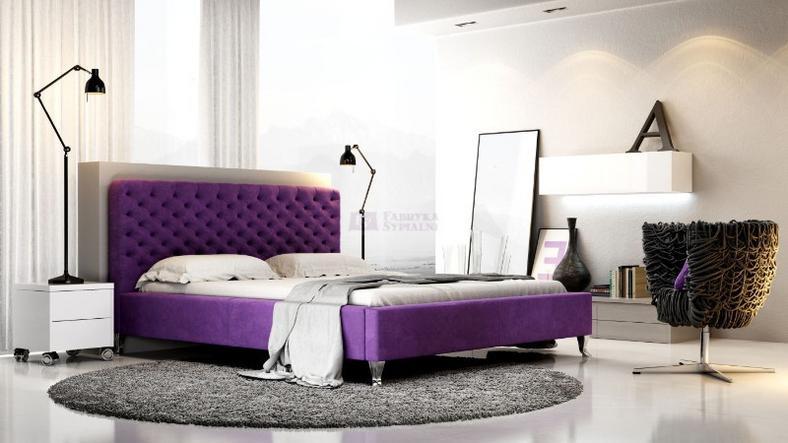 łóżka Tapicerowane Które Odmienią Sypialnię Dom