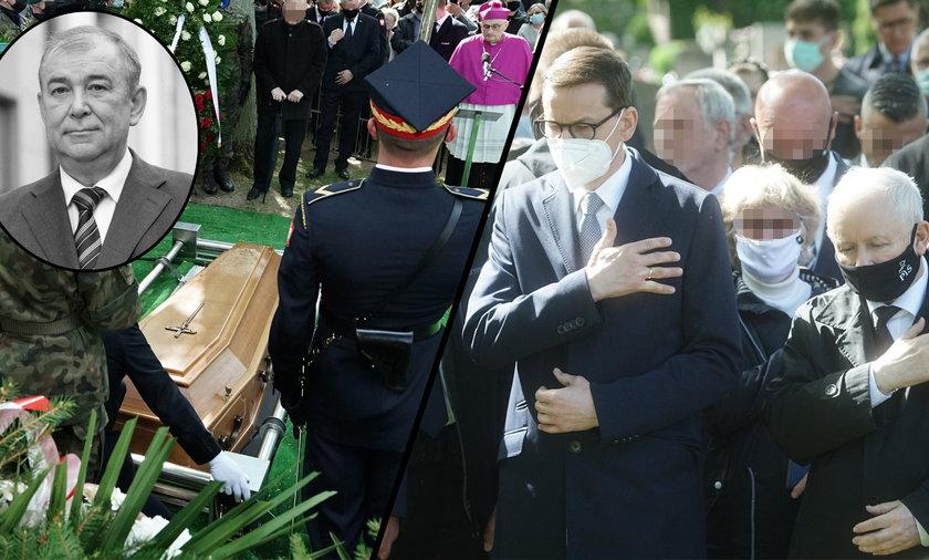 Ostatnie pożegnanie posła Jerzego Wilka