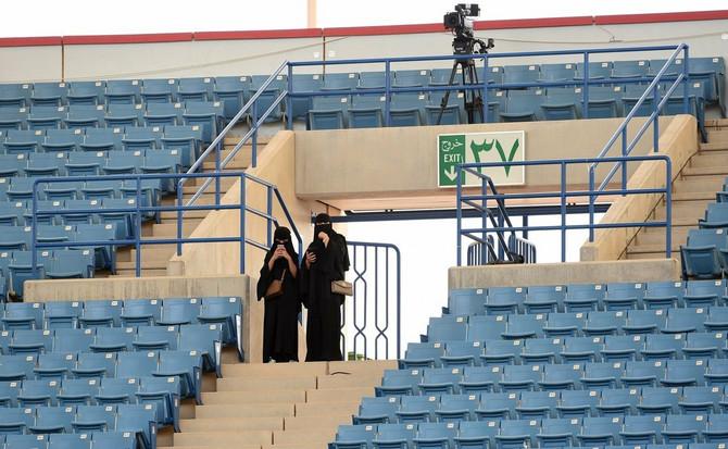 Žene u Saudijskoj Arabiji su prošlog meseca dobile priliku da uđu na stadion u Rijadu, a sada čekaju trenutak kada će sa ovih tribina moći da gledaju utakmice