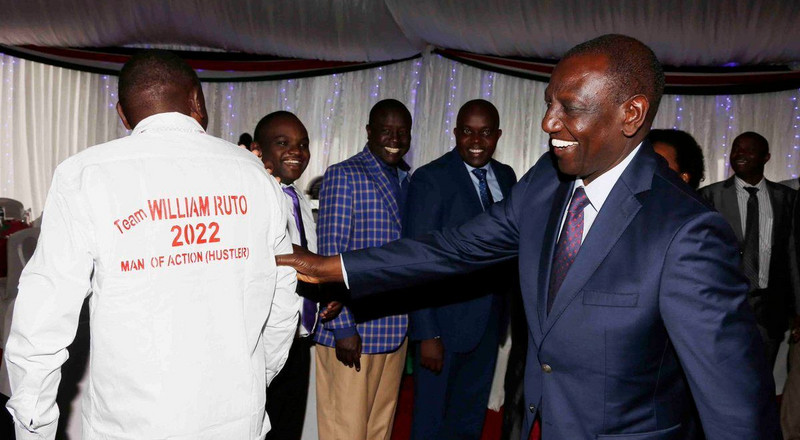 DP Ruto to lead his team in ditching Jubilee to a new party- Controversial Jubile billionaire says
