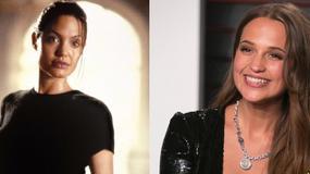 Alicia Vikander kontra Angelina Jolie, czyli która Lara Croft jest lepsza?