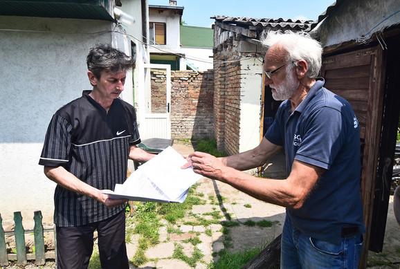 Ljubičić i Radovanović muče istu muku sa komšijom