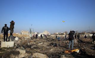 Iran: Ukraiński samolot rozbił się zaraz po starcie. Wszyscy na pokładzie zginęli