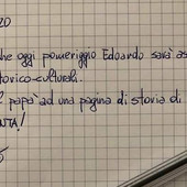 GENIJALNO OPRAVDANJE! Otac NIJE pustio sina u školu, ali je on ipak bio na ČASU ISTORIJE, jer je između škole i fudbala najvažnija - Atalanta!