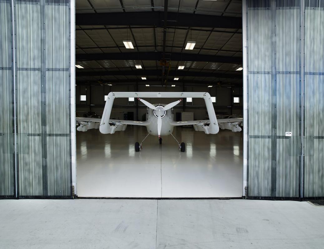 Cora to prototyp latającej elektrycznej taksówki