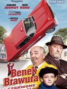 Benek Brawura i czerwone taksówki