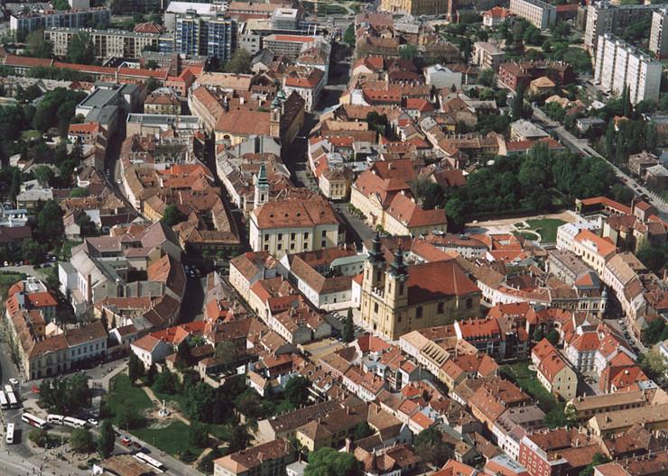 Sekešfehervar, Stolni Beograd, Mađarska