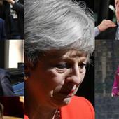 TRKA ZA TEREZINU FOTELJU Mnogi žele mesto novog premijera Velike Britanije, ali njima daju NAJVEĆE ŠANSE