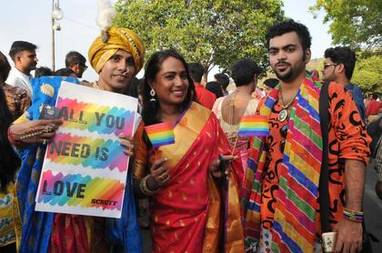Indyjskie historie gejów płci męskiej