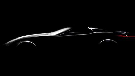 Co to za tajemniczy roadster BMW?