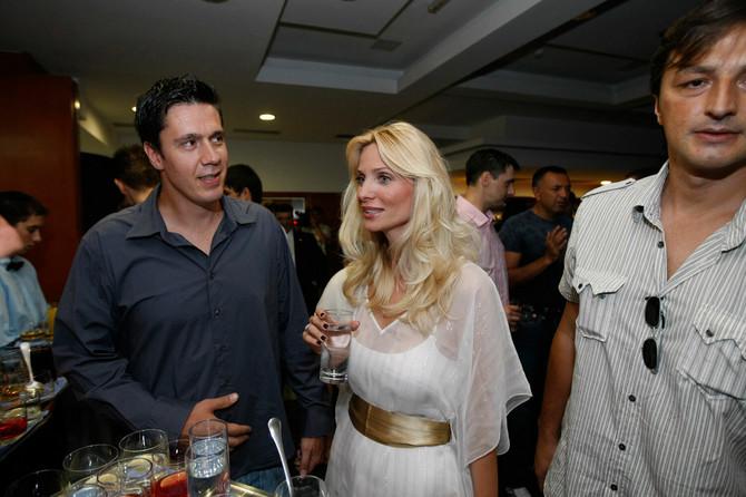Ivana sa bivšim mužem Edinom Škorićem