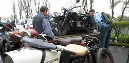 Największa giełda motocyklowa w Polsce w środku zimy!