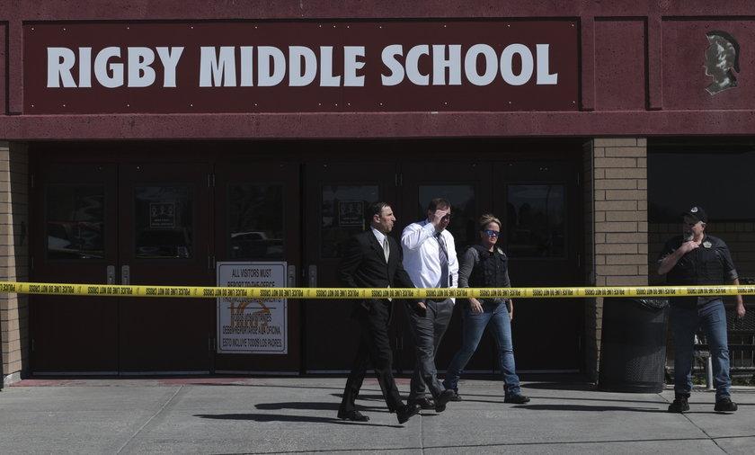 Do zdarzenia doszło w małej miejscowości Rigby w stanie Idaho, 145 km na południowy zachód od Parku Narodowego Yellowstone.