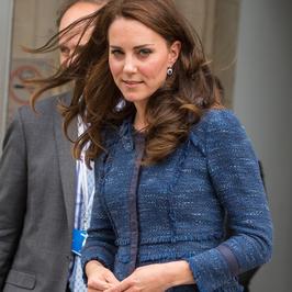 Księżna Kate w skromnej stylizacji. Jak wypadła?