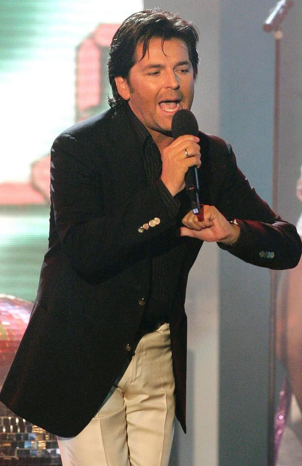 Thomas Anders w 2004 roku
