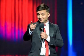 Ukraina wybiera prezydenta. Komik wygrywa pierwszą turę wyborów