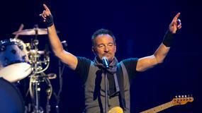 Dwa razy na scenie z Bruce'm Springsteenem