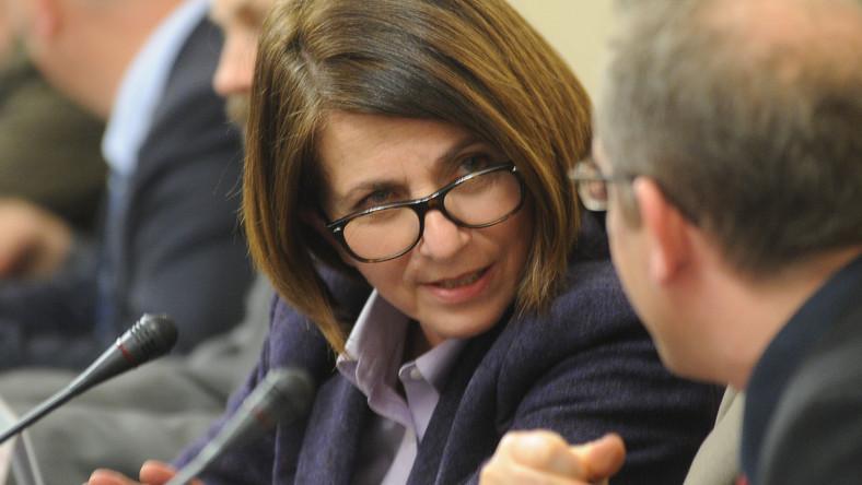 Julia Pitera bije w ministra: Jego oskarżenia są absurdalne