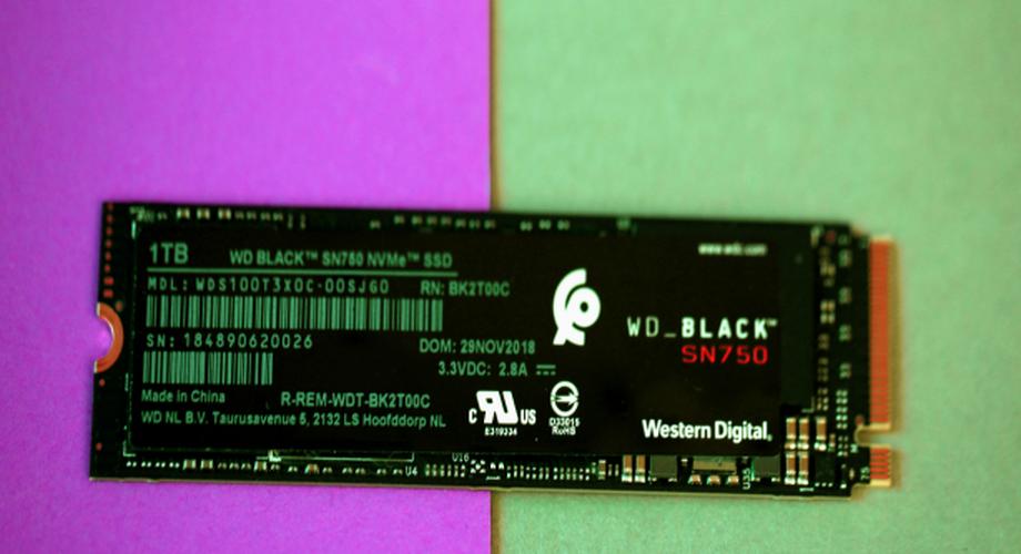 WD Black SN750 im Test: NVMe-Datenspeicher für Gamer
