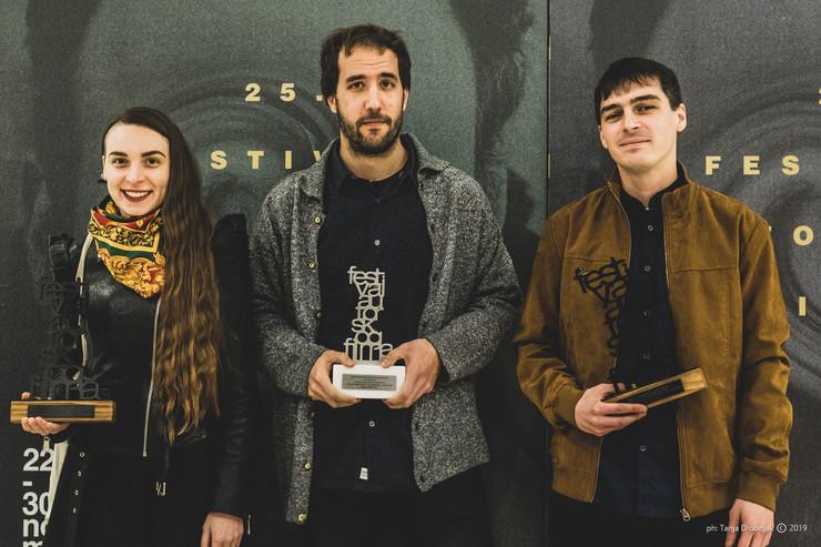 Nagrađeni na Festivalu autorskog filma