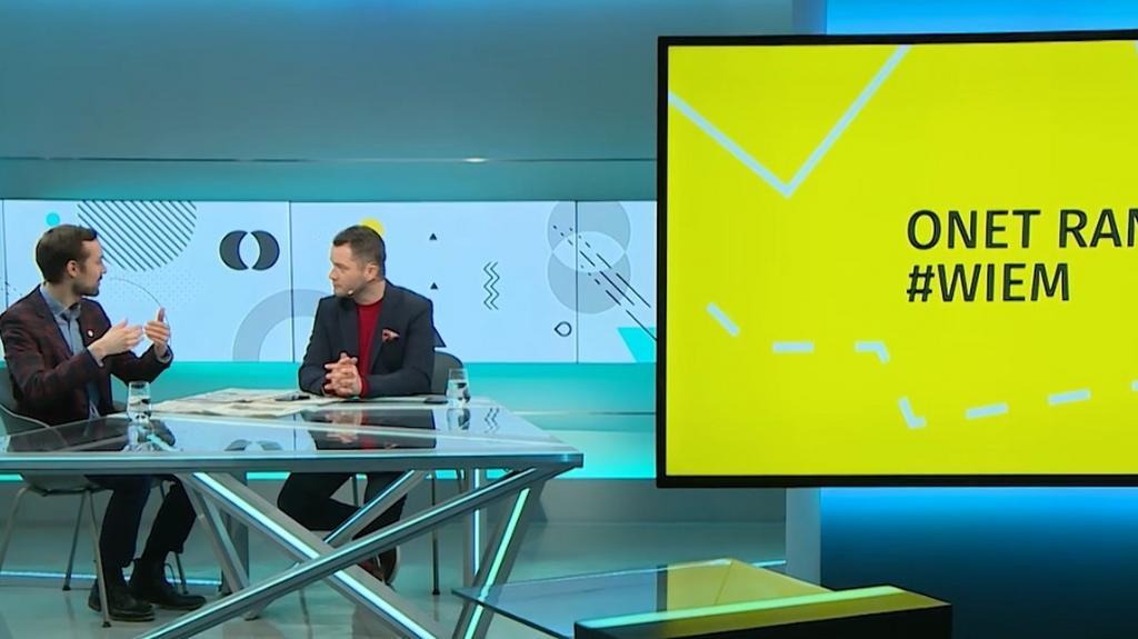 Onet Rano. #WIEM: Marek Tatała (13.03)