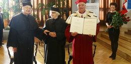 Andrzej Wajda doktorem honoris causa