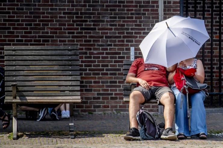 Holandija vrućina EPA Robin Utrecht
