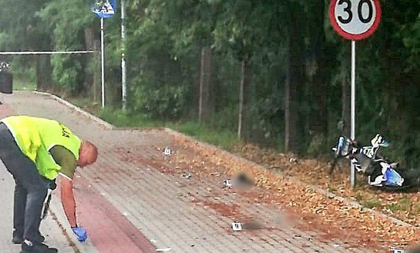 W tragicznym wypadku zginął 16-latek.