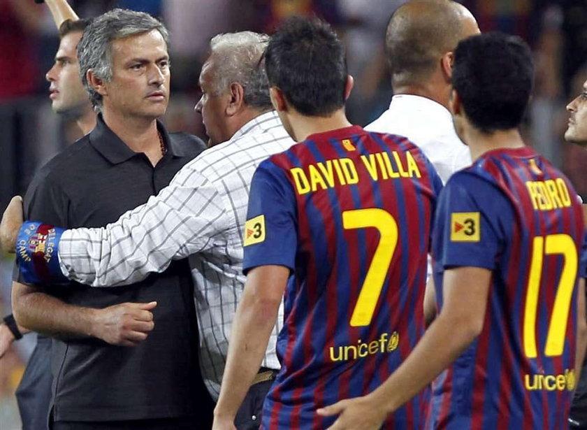 Jose Mourinho zaatakował trenera Barcelony