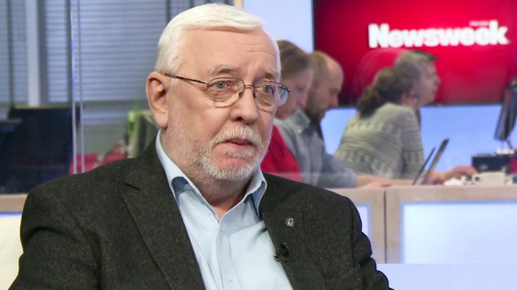 Tomasz Lis. Goście: Jerzy Stępień i Dorota Wellman